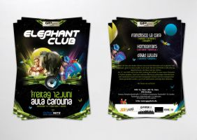 Elephant Club by homeaffairs
