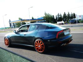 Maserati 3200 GT Rear-motion by PepiDesigns