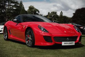 Ferrari 599 GTO by FurLined