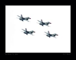 Thunderbirds, backlit. by jdmimages