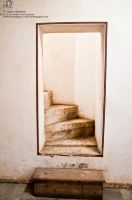 Step up the stairs by aliawais