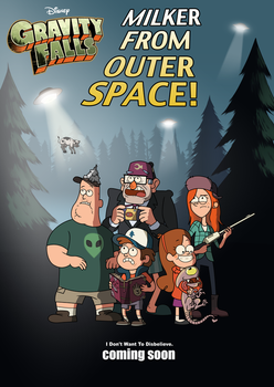 Gravity Falls: The Movie by markmak