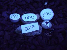 Be Who You Are by KFame24