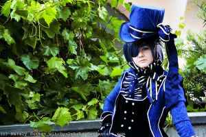 Ciel Phantomhive by WitchyElphaba