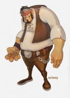 biker+2_painted by Kravenous