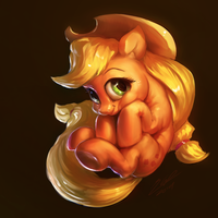 The Little Apple by AssasinMonkey