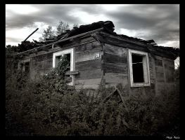 Old House by grini