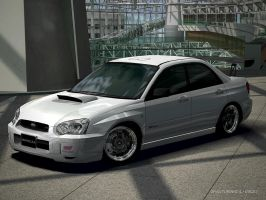 Subaru Impreza by Shaggy87