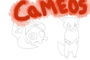 Task Cameos Please by Acidjolteon