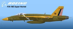 USAAC Super Hornet by Wolfman-053