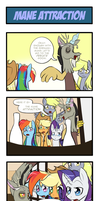 Pony 4 Koma - Mane Attraction by Reikomuffin