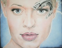 Seven of Nine by LianneC