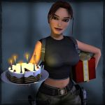 Classic Tomb Raider: Care for a Piece? by Irishhips