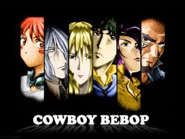 Cowboy Bebop WP 800x600 by Kro121