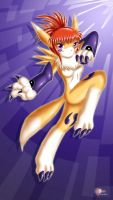 Renamon+Ruki Mix 2 by xenon001