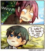 Free - Haru No by KataChan