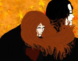 Autumn - Her Snape by Nami15