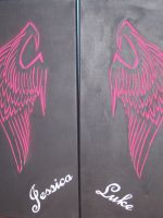 Comission wings by Seaph-Dark