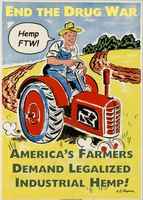 Farmers Demand Legalized Hemp by poasterchild