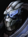 Mass Effect: The Archangel by Hidennka