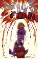Fanboys Vs. Zombies 08::Cover by KharyRandolph