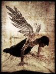 The fall of icarus... by ramastom