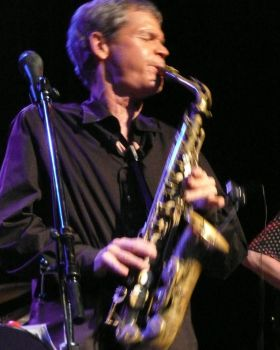 David Sanborn by JazharaKeon
