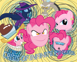 Crisis of Inifinite Pinkies by DJSeras
