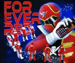 Red Forever - Gokai Red by M3trisjm92