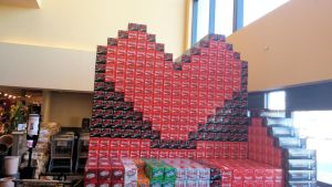 Valentine's Day Coke Display 2015 1 by BigMac1212