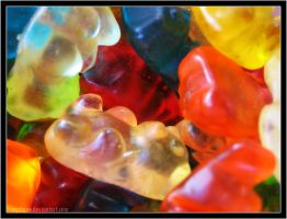 Gummy Bears by Scorptique