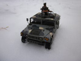 1/35 Humvee by enc86