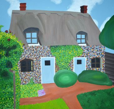A summer cottage by Livvy583