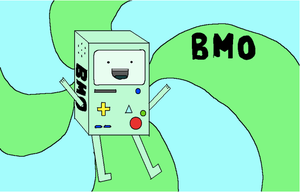 BMO!! by xX-Animelover98-Xx