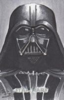 Star Wars Chrome Perspectives - Darth Vader by DenaeFrazierStudios