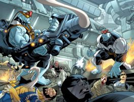 Invincible 52 Maulers DONE by RyanOttley