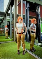 LeeLoo Dalas by Mikacosplay