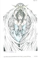 Angel Colouration by TheSilentChloey