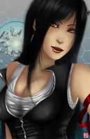 Tifa by TyrineCarver