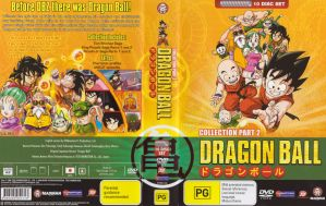 Dragon Ball - Collection - Part Two - Front by salar2