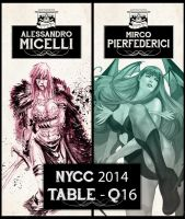 Nycc2014 by alessandromicelli