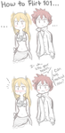 how to flirt 101 by Tea-cup-kitty