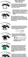Eye Tutorial by Dawnrie