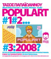 Populart Advert At Sonik by t-drom