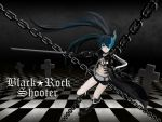 Black Rock Shooter by BlackSilverstream