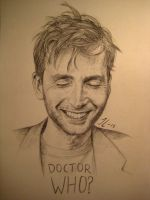 David Tennant by bitSTUPID