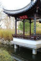 Chinese garden Stock 13 by Malleni-Stock