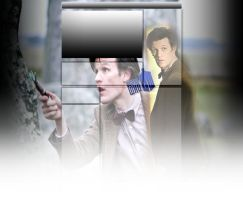 Matt Smith YouTube Background by TimeTravelingTardis