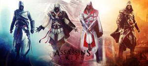 Assassin's creed by Peace4all