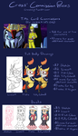 Commission Price List by X-Cross